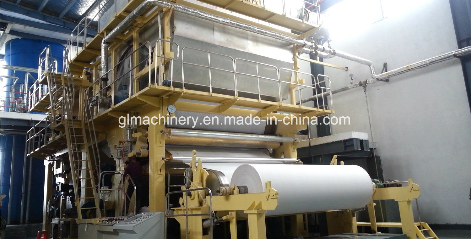 Napkin Machine Tissue Paper Machine Toilet Paper Making Machine pictures & photos