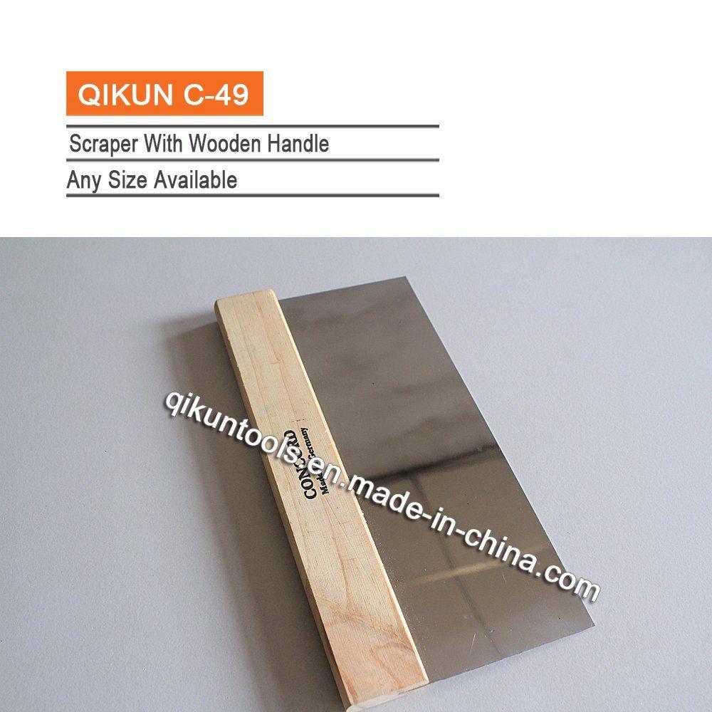 China Construction Decoration Paint Hardware Hand Tools Triangle