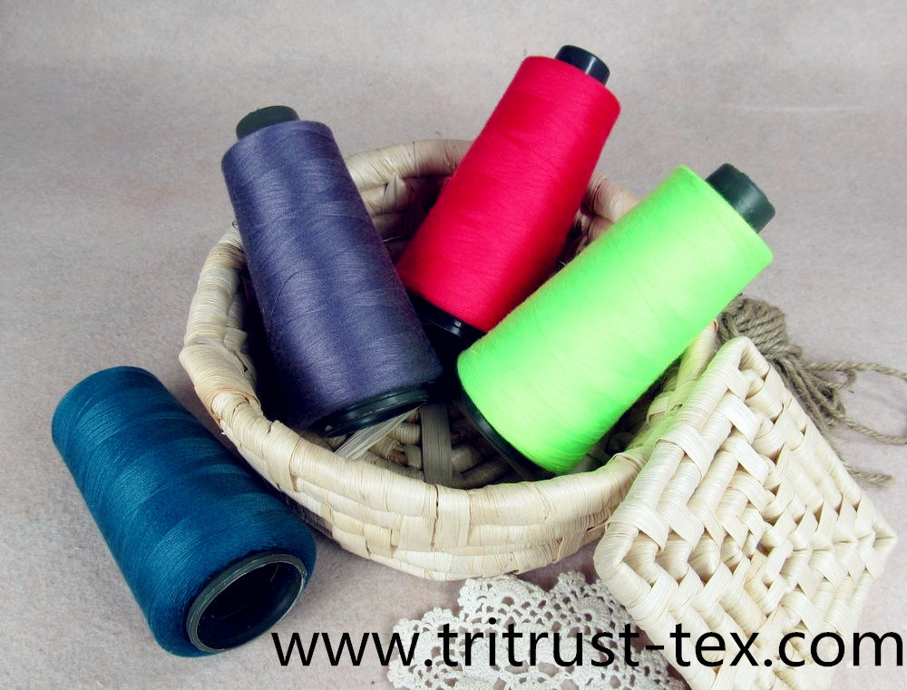100% Polyester Sewing Thread (2/30s)