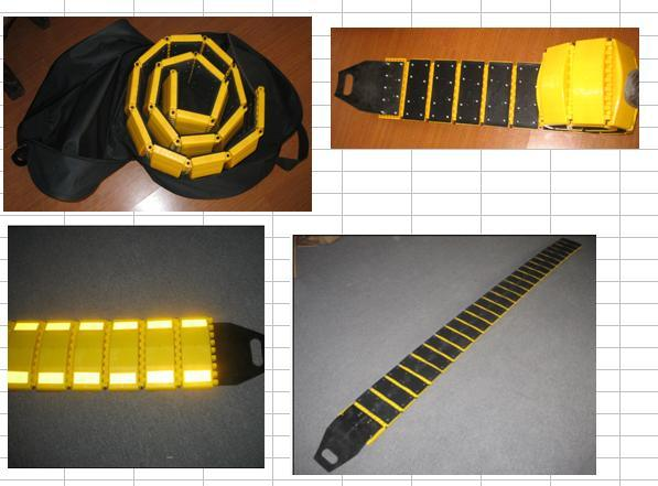 Durable Plastic Speed Hump with Competective Price pictures & photos