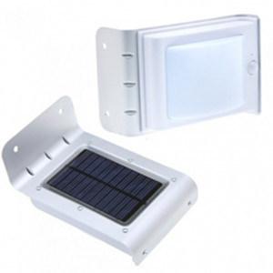 16 LED Solar Power Motion Sensor Garden Security Light Lamp Outdoor Waterproof