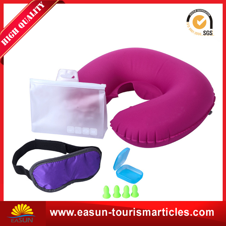China Airplane Inflatable Neck Pillow SPA Bath Pillow Photos ...