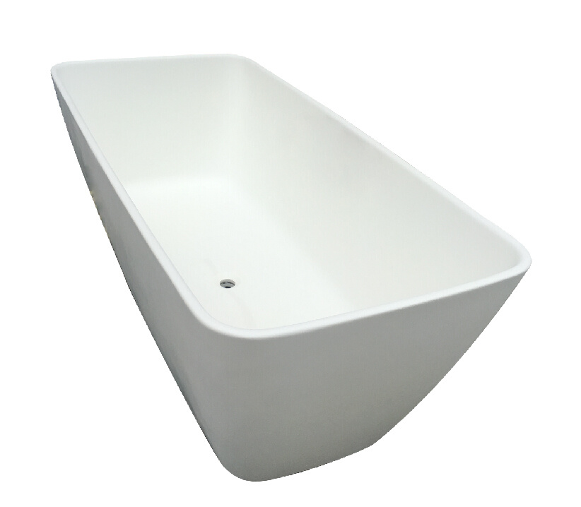 Shenzhen Pg Cast Stone Solid Surface High Quality Good Price Bathtub ...