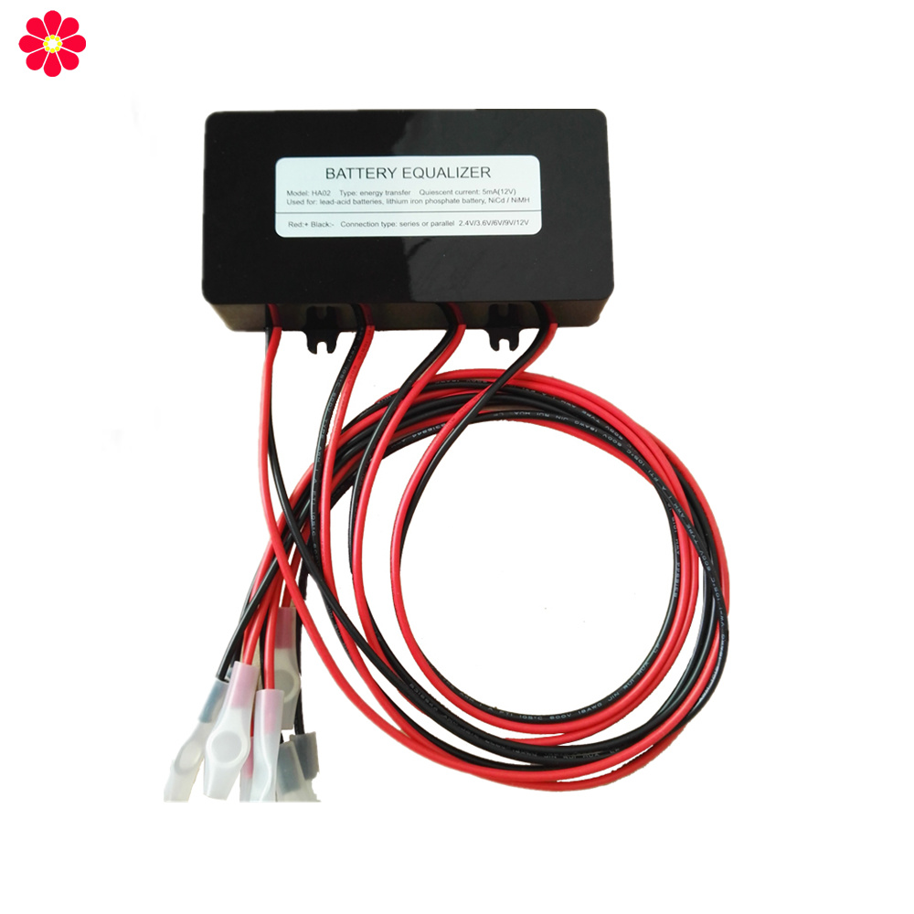 China High Efficient Battery Voltage Equalizer For Car Agm Lead Acid Wiring In Parallel Batteries Lithium