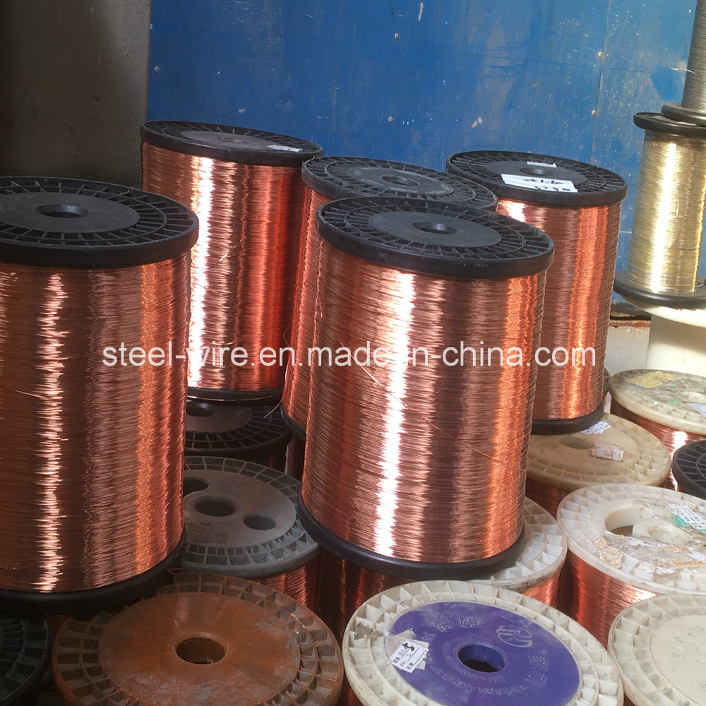 China Building Materials List Tin Silver Plated Copper Wire Coil Wiring A Metal