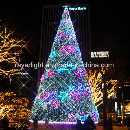 Led String Christmas Tree Lights For Ping Mall