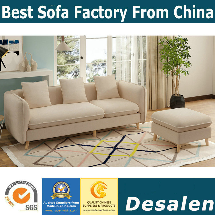 China 2018 New Model Small Size Modern Fabric Sofa For Home