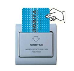 Hot Item Orbita 40amper Mifare Card Hotel Key Card Power Switch With Hotel Lock System