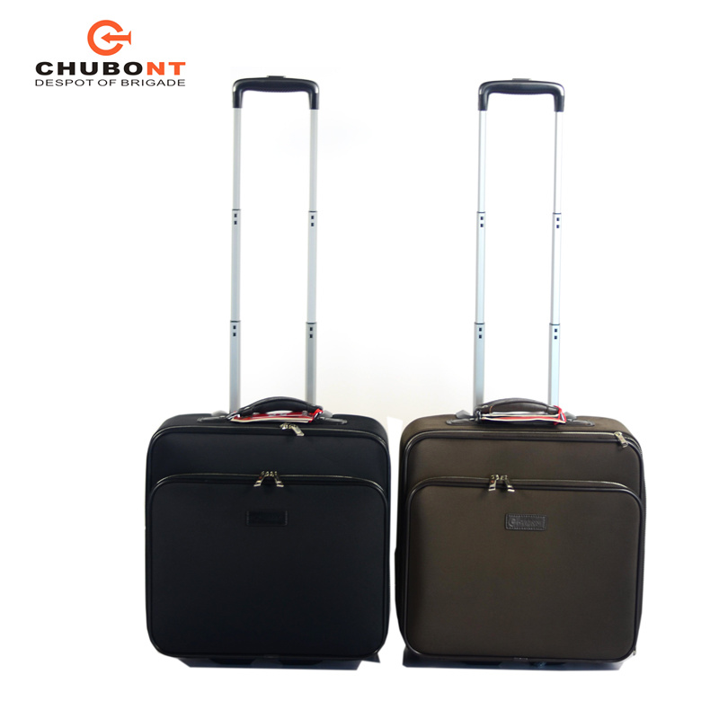 7786a38107e7 [Hot Item] Chubont High Qualilty Waterproof Material Carry-on Wheeled  Laptop Suitcase