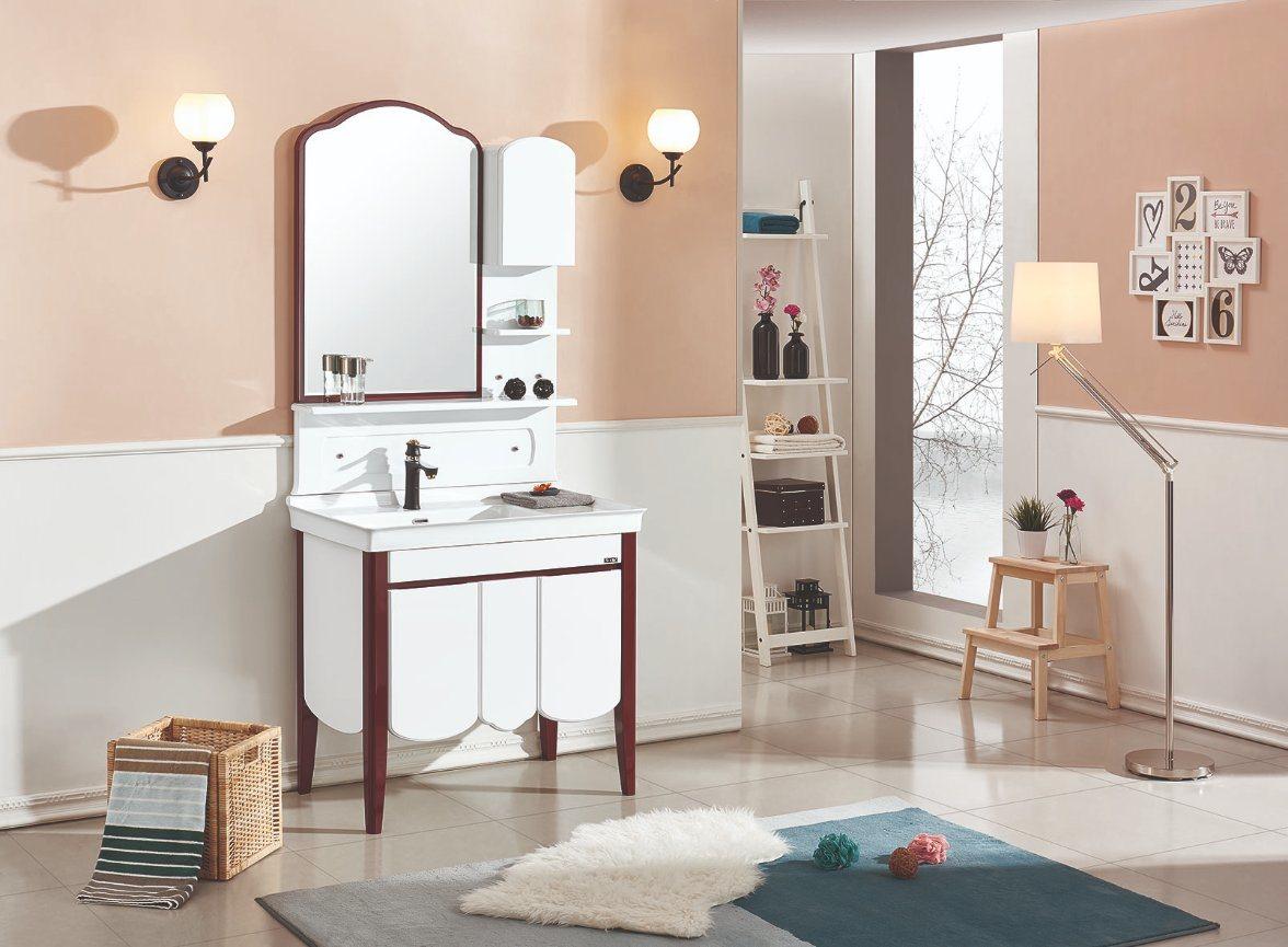 China Living Room Modern Vanity Cabinets Set Bathroom Cabine Furniture Bathroom Vanity Ot1960 90 China Bathroom Cabinet Solid Wood