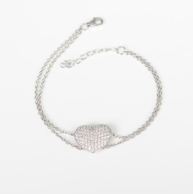 CS-DB Pendants White Pearl Ruby bijoux Femme Leaf Silver Necklaces