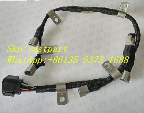 [hot item] cummins qsm11 fuel injector wiring harness 4022868 4004571 3161935 2864504 ism injector harness cummins ism wiring harness #7