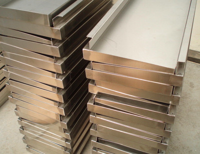 [Hot Item] New Designs Press Fabrication Custom Stainless Steel Sheet Metal  Stamping Mechanical Stamp Parts