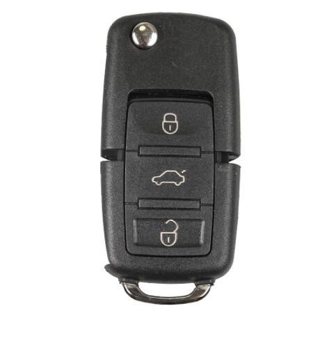 5 PCS B01-2+1 KEYDIY KD900 URG200 Remote Control 2+1 Button Key B5 Style