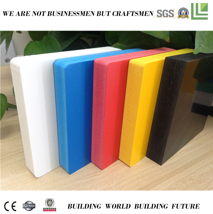 PVC Foam Board, PVC Sheet, Build Material Indoor Decoration pictures & photos
