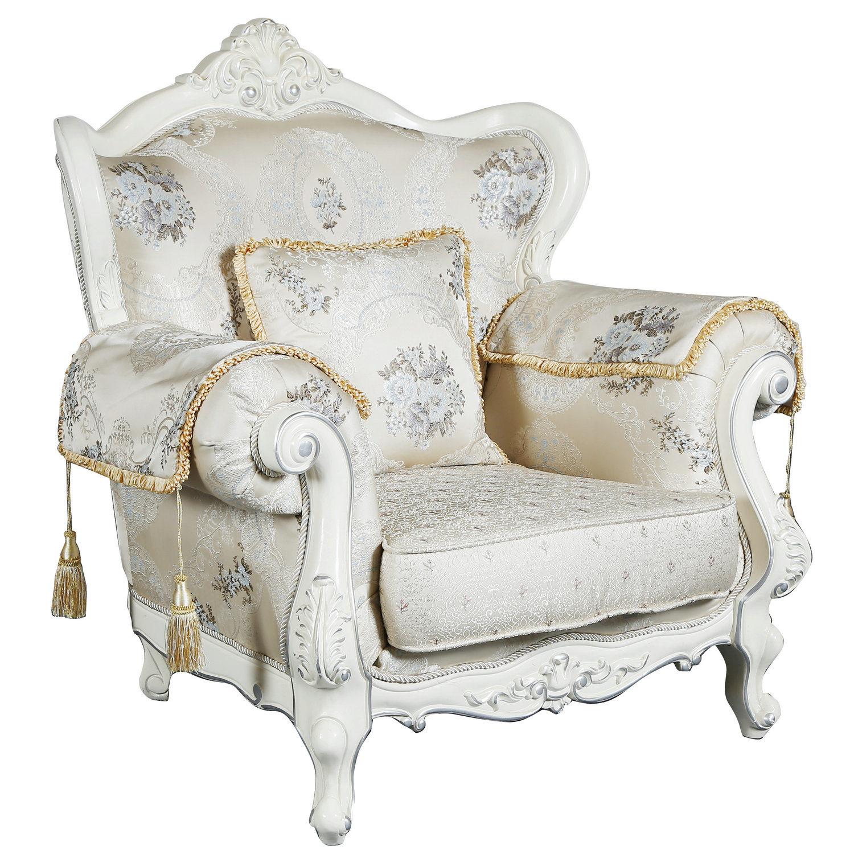 Factory Wholesale Price Royal Furniture Dubai Fabric Sofa 196 1
