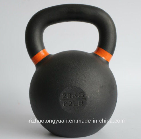 Powder Precision Cast Iron Kettlebell