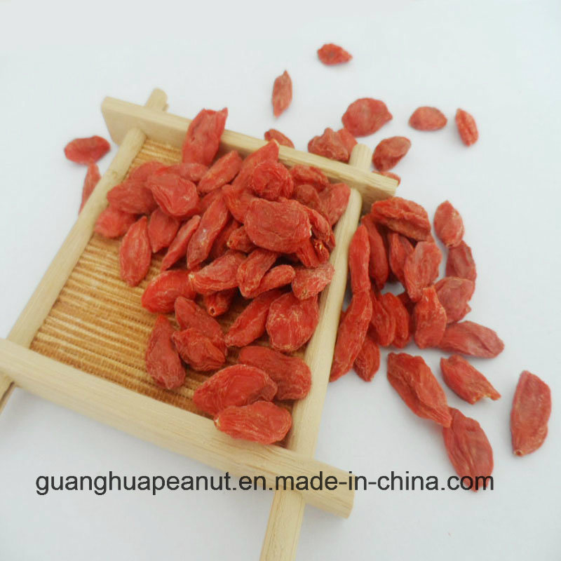 Best Quality Organic Dried Goji Berry pictures & photos