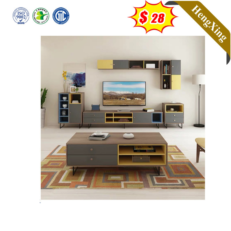China 2021 New Modern Design Living Room Furniture Hall Wooden Tv Cabinet Tv Stand China Tv Cabinets Coffee Table