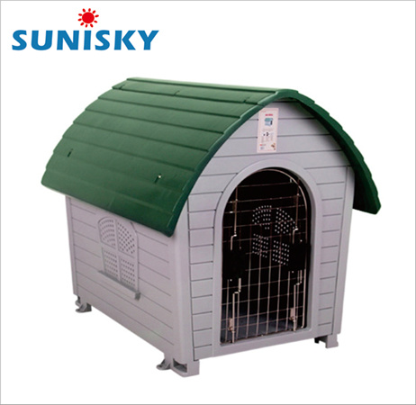 China Strong Pet House Waterproof Outdoor Door House Large Size