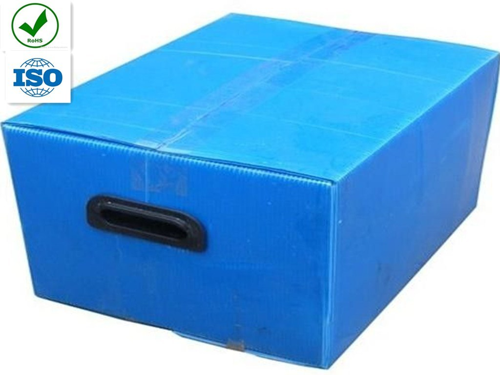 Customized PP Hollow Box for Storage & Packaging & Turnover Plastic Box