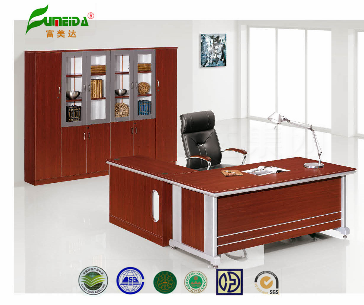 High End Office Furniture >> China Mfc High End Office Table Office Furniture China Furniture