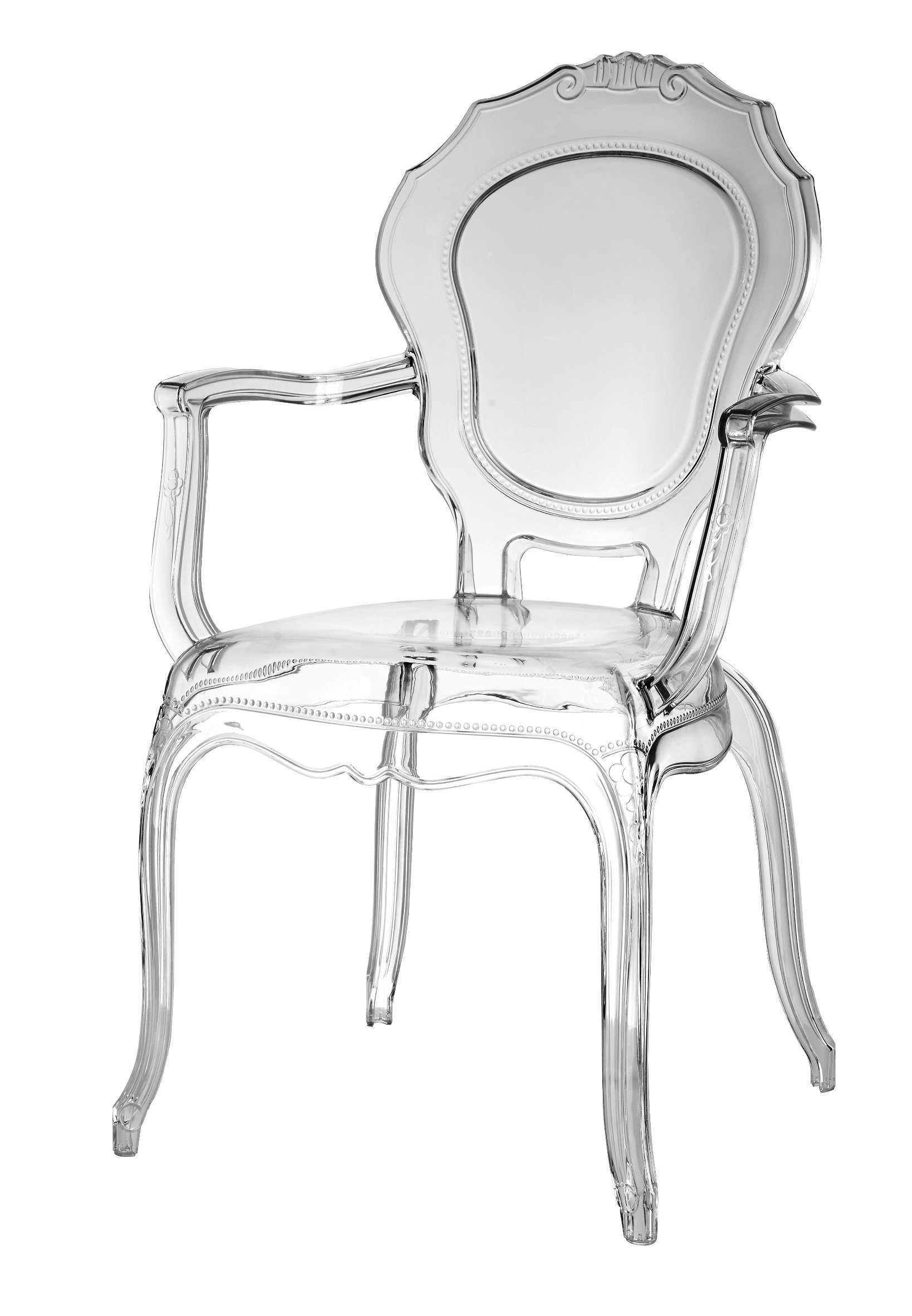 Phenomenal Hot Item Modern Leisure Dining Clear Resin Bella Plastic French Louis Chairs Princess Chair Camellatalisay Diy Chair Ideas Camellatalisaycom