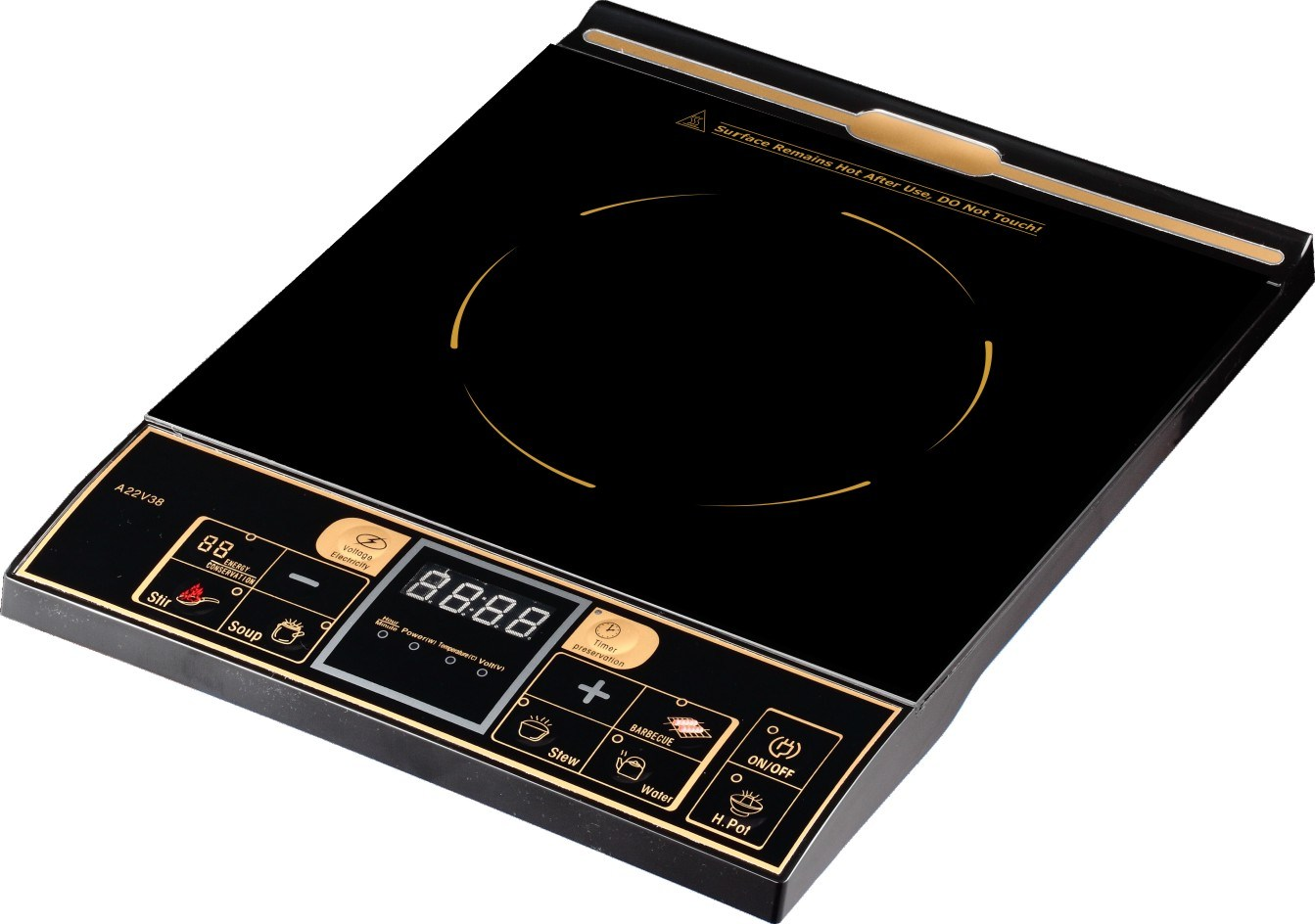 China Ktchen Appliance Electric Stamboat Induction Cooker Am22v38b Simple Heater Circuit Hot Plate Cookers