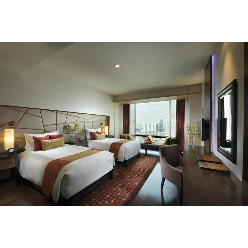 China Hampton Inn Hotel Furniture Cheap Modern Bedroom Sets ...