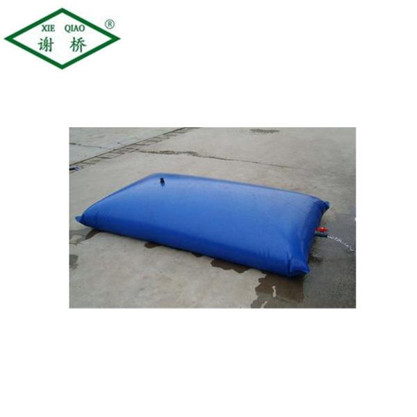 Hot Item Pvc Tarpaulin Portable And Emergency Drinking Water Storage Bladder Bag Tank