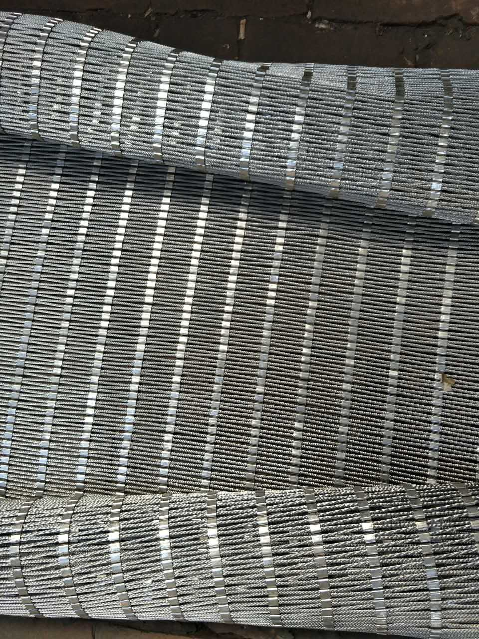 China Stainless Steel Wire Rope Mesh Fence/Zoo Mesh Fence Photos ...