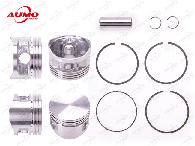 Fly125 Piston & Ring Set Motorcycle Spare Parts pictures & photos