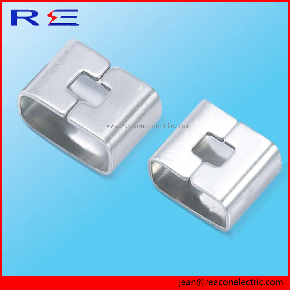 China Stainless Steel Cable Tie Buckles O Type - China Banding ...