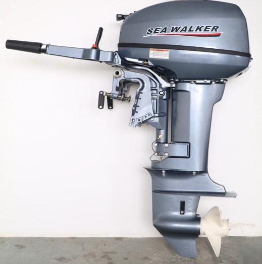 [Hot Item] Seawalker 2 Stroke 15HP Outboard Motor Marine Engine