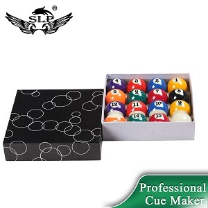 Slp Factory Outlet Pool Balls Standard Normal Size 2 1/4 Fashion Cue  Billiard