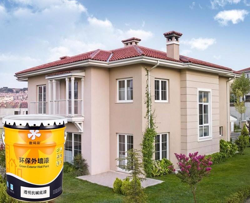 China Home Decorative Exterior Wall Latex Primer Paint China Wall