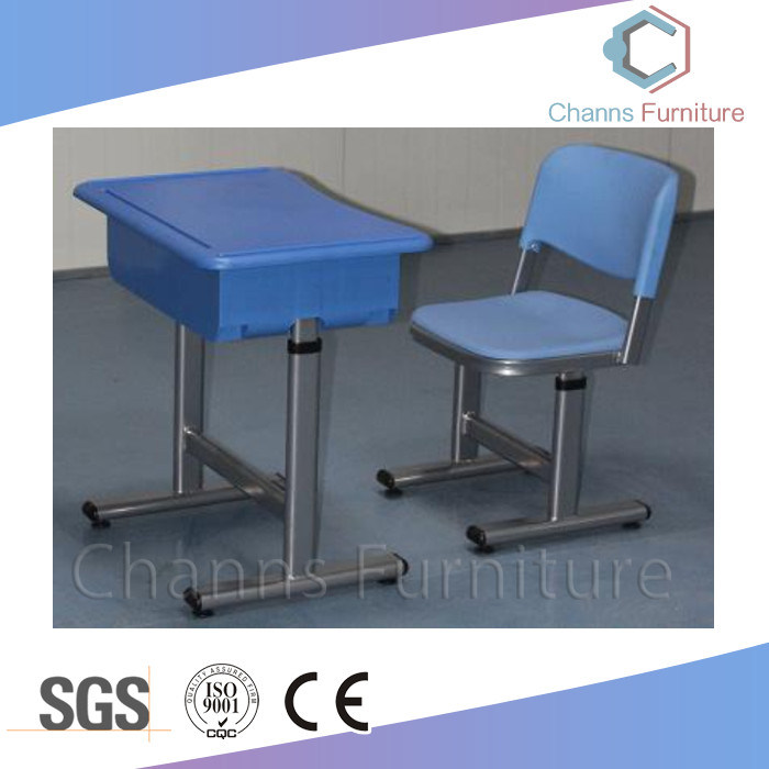 China High Grade Blue Adjule Height Student Desk For School Project Cas Sd1814 Office Furniture