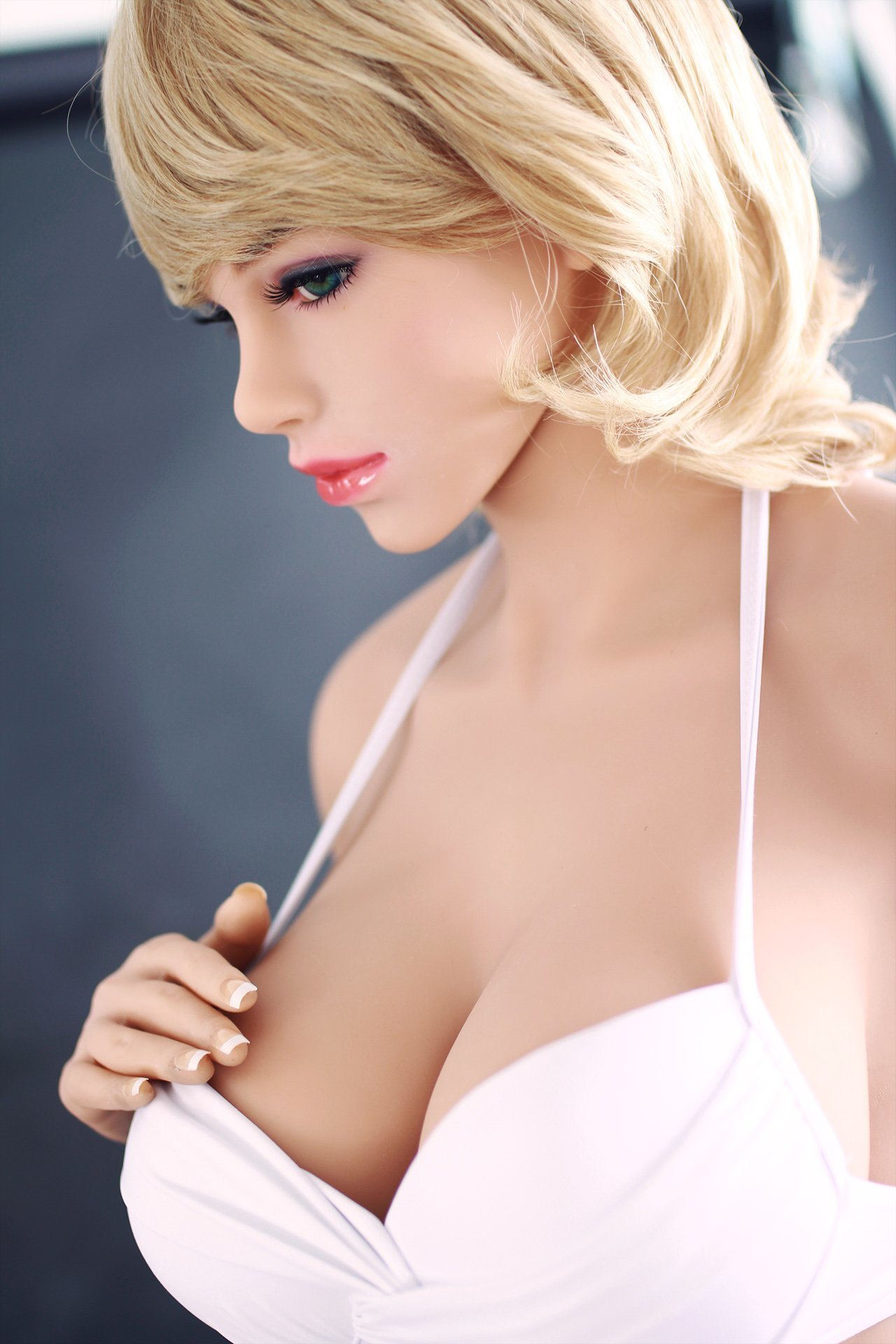 Full Solid Silicone Sex Doll for Men 165cm Life Size Real Girl Doll
