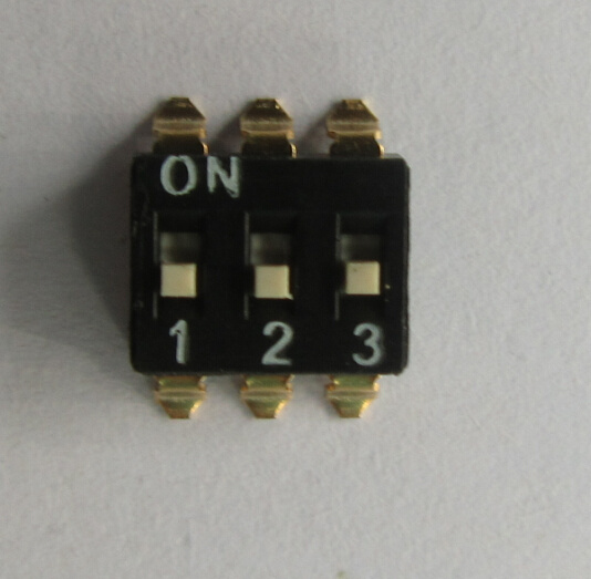 2.54mm DIP Switch