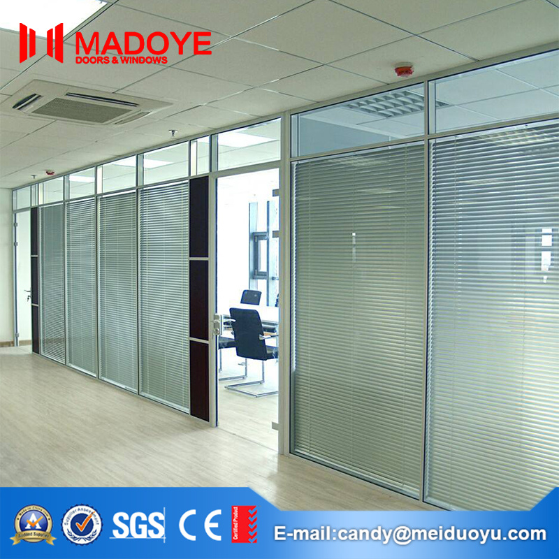 China Soundproof Glass Partition Folding Door China Glass Door
