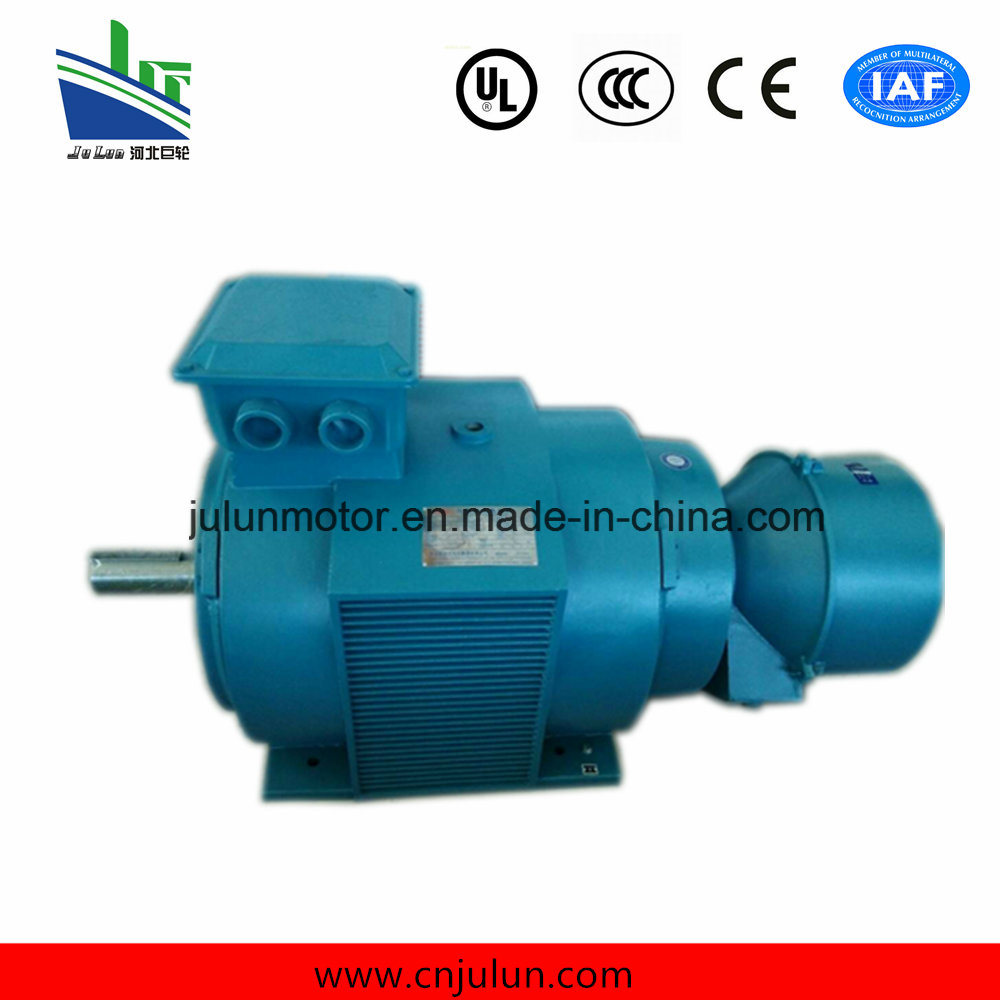 China Yr Series Low Voltage Winding Three-Phase Asynchronous Motor ...