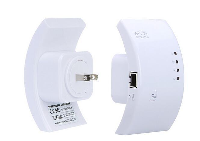 Wireless-N WiFi Repeater 802.11n/B/G Network Router Range Expander 300m pictures & photos