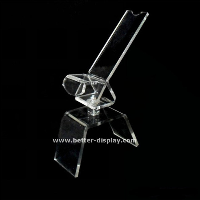 Plastic Acrylic Clear Shoe Display Insert Btr-G1057