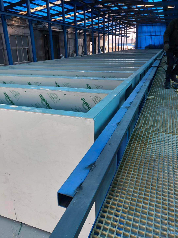 [Hot Item] Galvanizing Line Bath for Electroless Nickel Plating Machine /  Semi Automatic Electroplating Machine