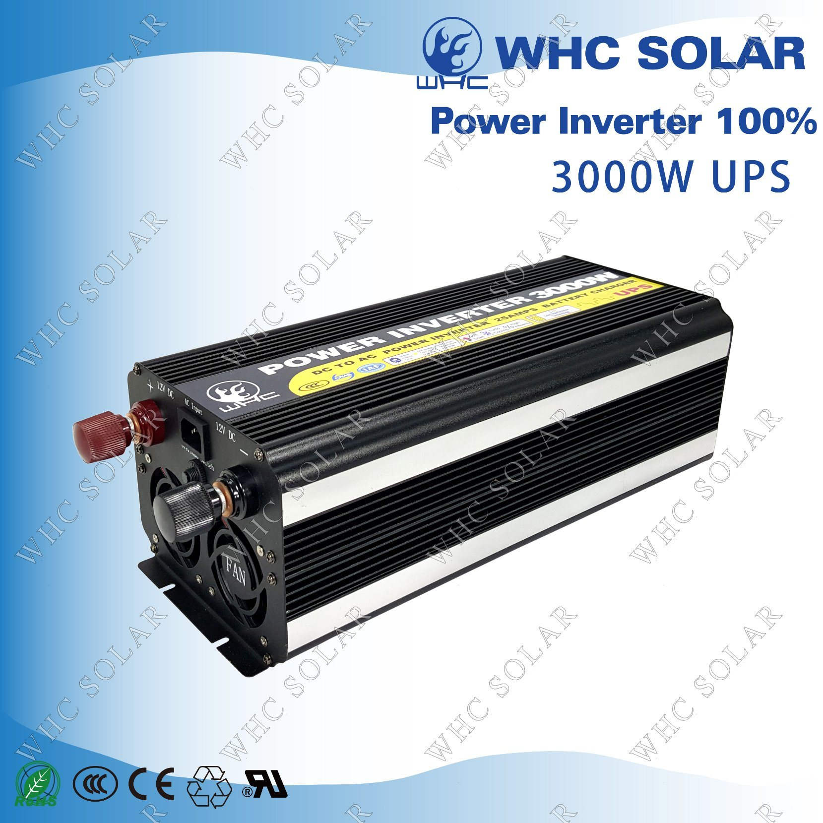 Square Wave Low Consumption 3000W Soalr Charge Inverter pictures & photos