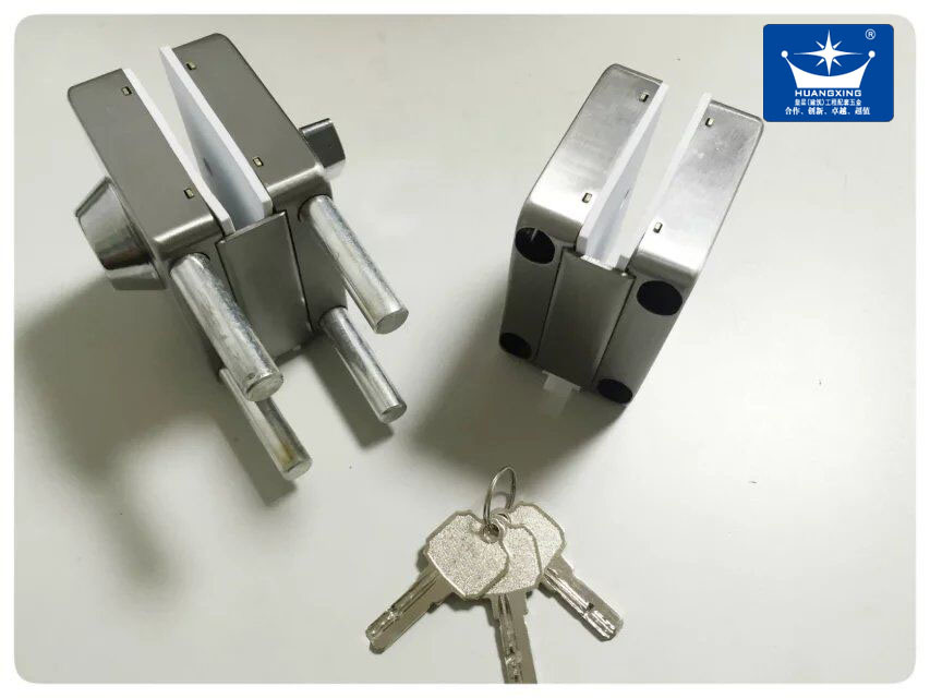 China Glass Door Lockglass Hardware China Glass Door Lock Door Ware