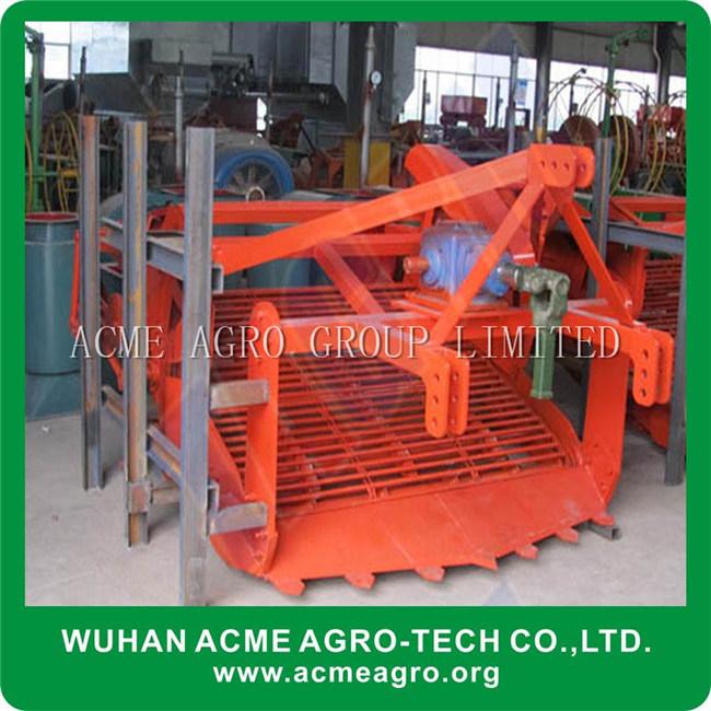 China Standard Rotation Cassava Root Harvester In Multi