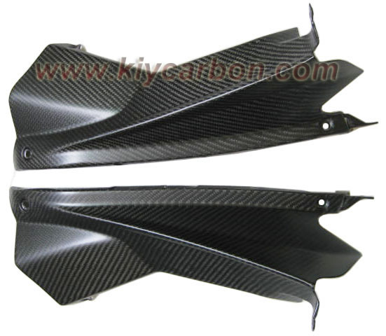 Aprilia Carbon Fiber Parts with Matt Finishing (APRILIA RSVR 2009)