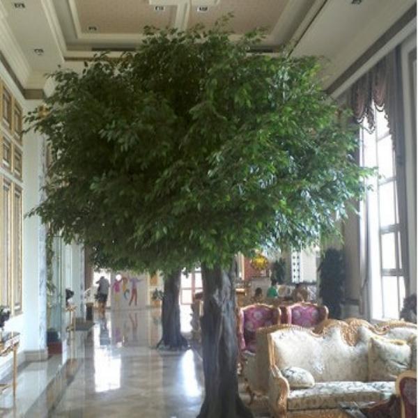 China Decor Artificial Banyan Tree Simulation Of Big Plastic Bonsai Trees China Artificial Tree And Decor Price