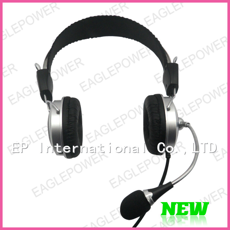China Gaming Headphone Microphone Headset for PC Computer